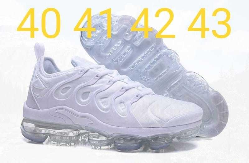 newest f521b 90662 Nike Airmax 97 Nike Lebrón Nike Vapormax Plus All White