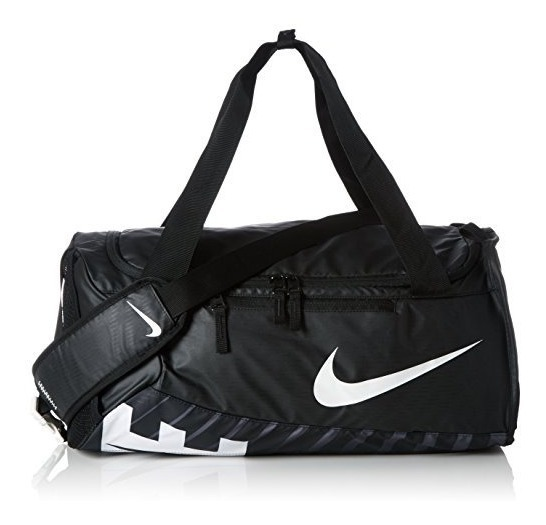 Adapt Body De Mediana Negra Lona Alpha Nike Bolsa Cross Nv8nmw0