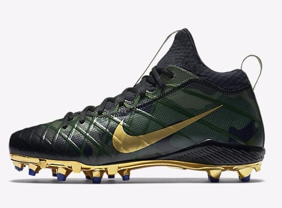f7c1d6b1cebe9 Nike Alpha Field General Elite Camo Futbol Americano 30mx ...