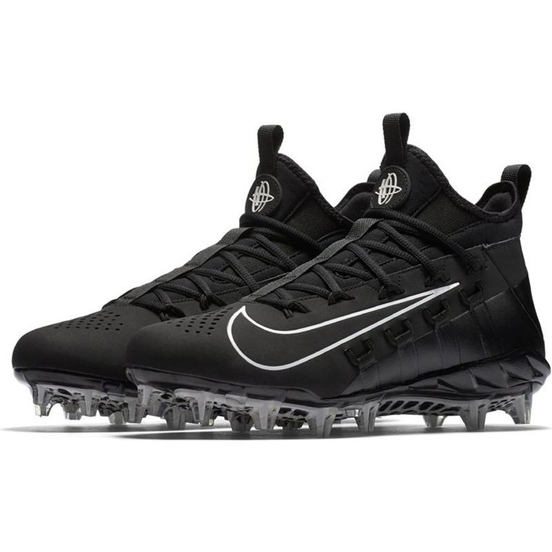 Nike Alpha Huarache Elite Futbol Americano Negro Mod 2018 ... 69f4794b3b42a