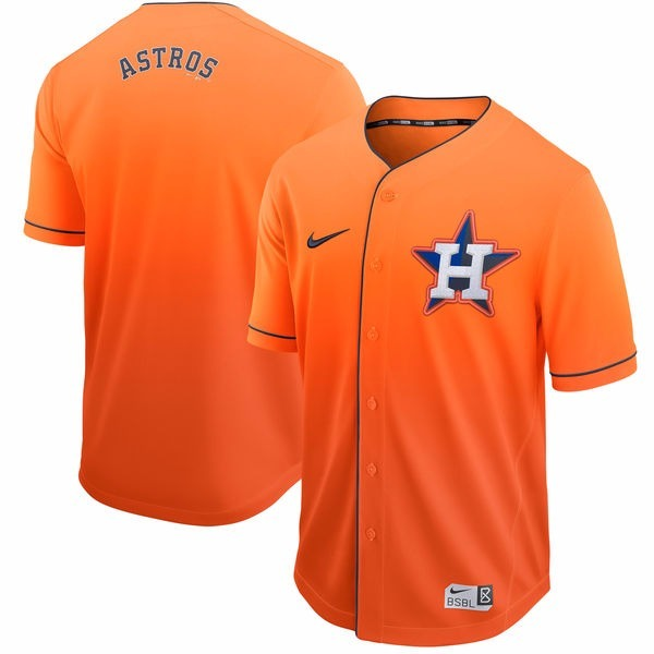 114ad5d19bf89 Nike Astros Houston Jersey Mlb Modelo Fade Nuevo Med De Lujo ...