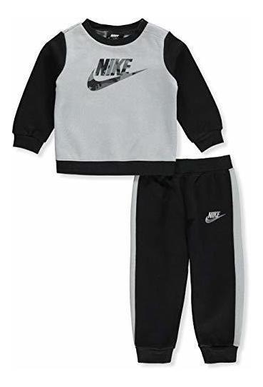 comprar lujo 100% de garantía de satisfacción color atractivo Nike Baby Conjunto De Pantalones De Chandal Para Niño 2 Pie