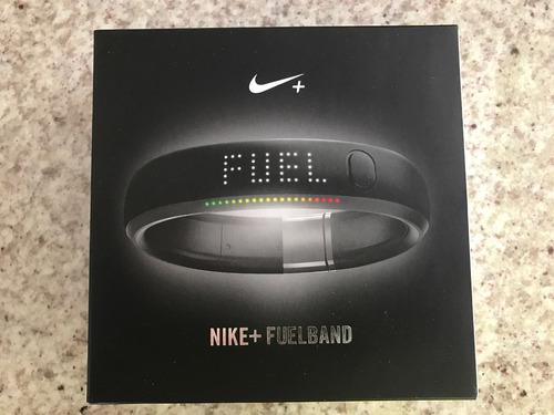 nike band plus fitness tracker negra talla m/ /l