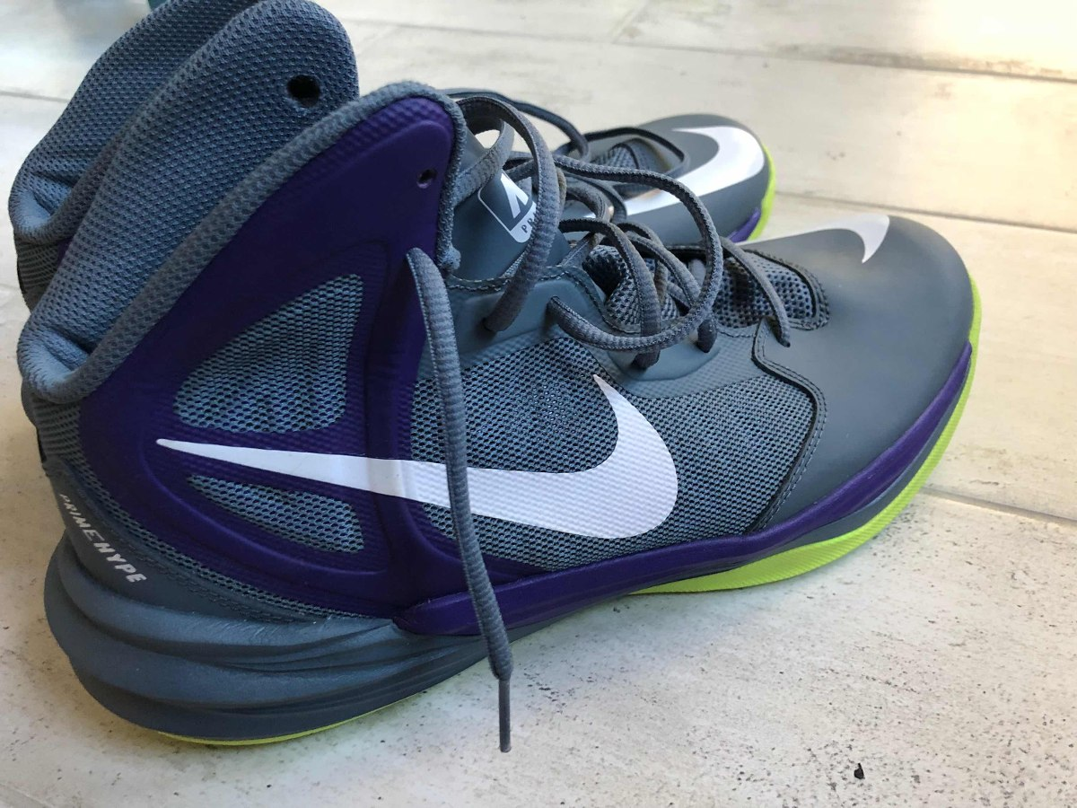 9848f29d33bef Nike Basketball Shoes Prime - Talle 10.5 Usa   42