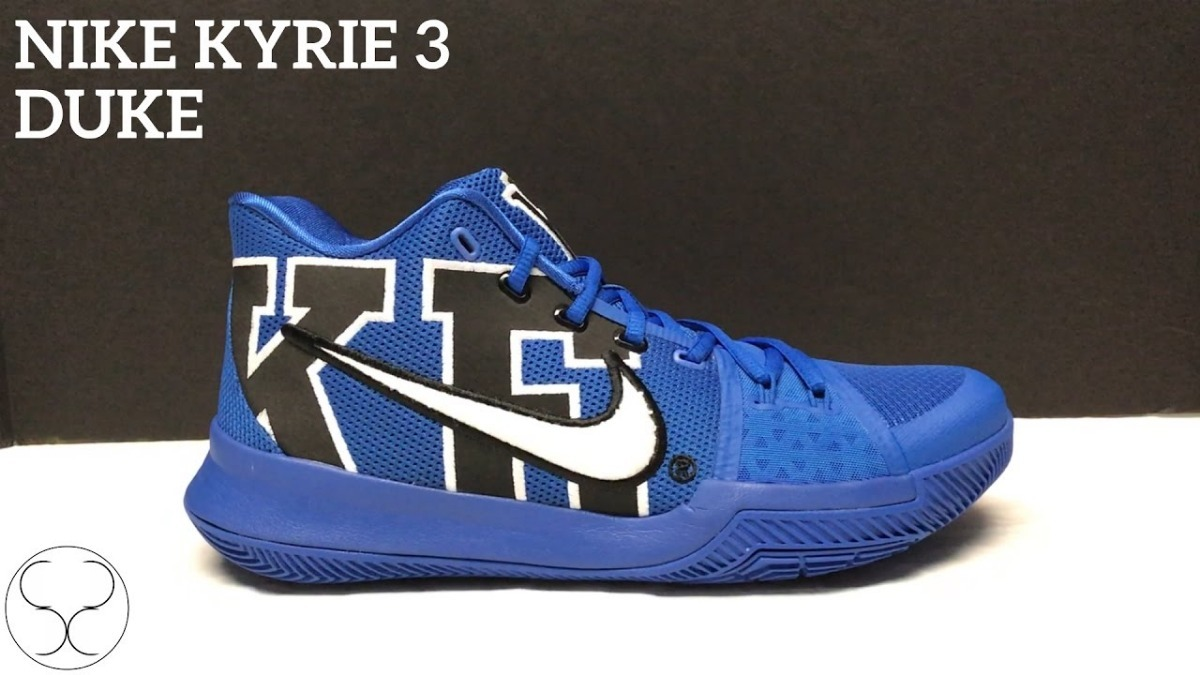 newest 20d3f 64eec Nike Basketball University Kyrie 3 Duke Kyrie Irving
