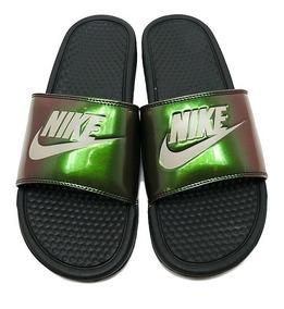 a3376b9140c Chanclas Negras Nike Mujer - Ropa y Accesorios en Mercado Libre ...