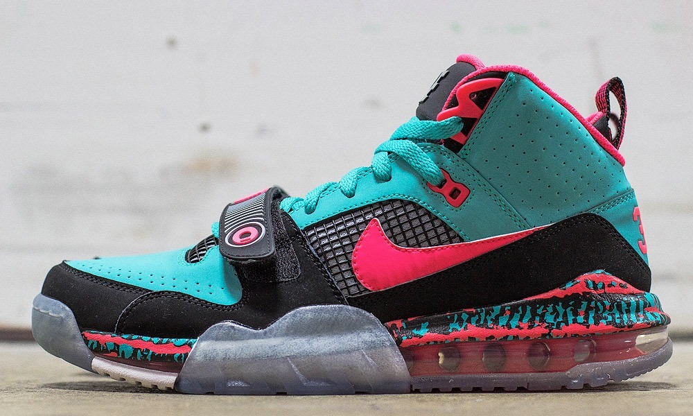 quality design da2ea fbcfc Nike Bo Jackson South Beach 8.5us - $ 7.800,00