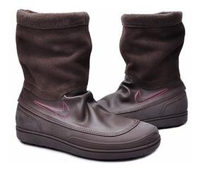 Expresión En la madrugada Pensamiento  Botas Nikeç Mujer Nike - Zapatillas Marrón en Mercado Libre Argentina