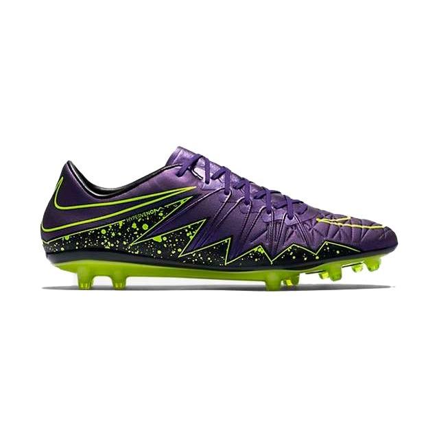 Nike Botin Futbol Hombre Hypervenom Phinish Fg Violeta -   3.495 194611f0eb752