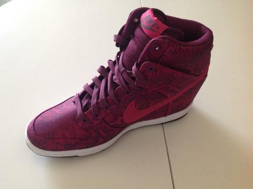 Nike. Botitas Con Taco Oculto. Oferta. Originales -   1.830 c898b888ccd90