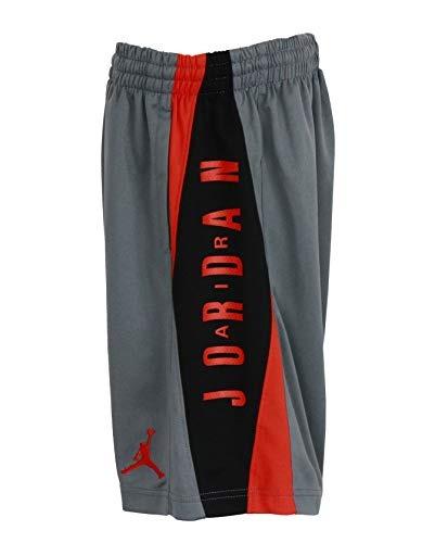 mejor online más baratas estilos clásicos Nike Boys Jordan Pantalones Cortos De Toma - Gris X-large
