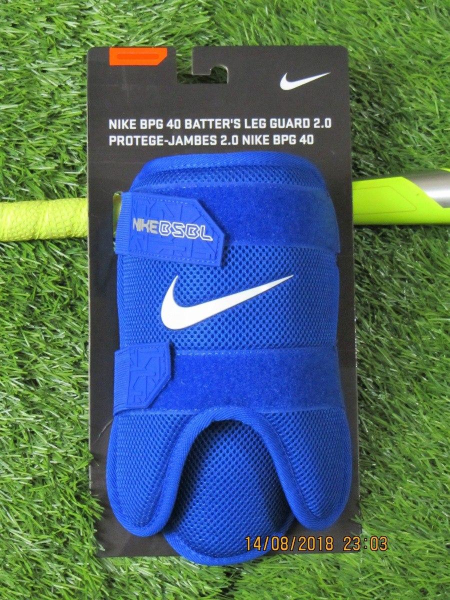 354ddddfccf92 Nike Bpg 40 Protector Espinillera / Leg Guard Adulto - $ 1,290.00 en ...