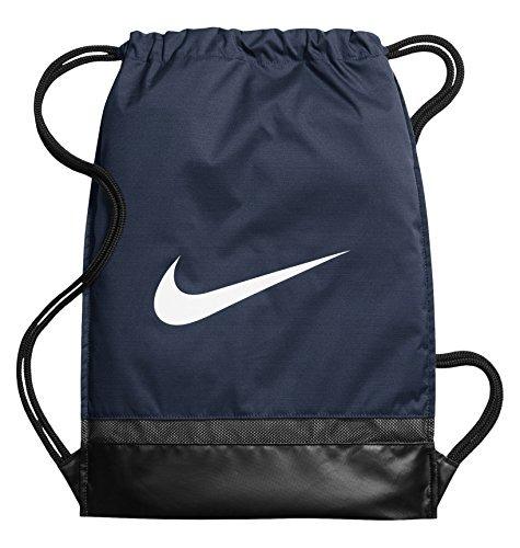 Medianochenegrobl Brasilia Bolsa Nike De GimnasioAzul 3RLj5Aq4