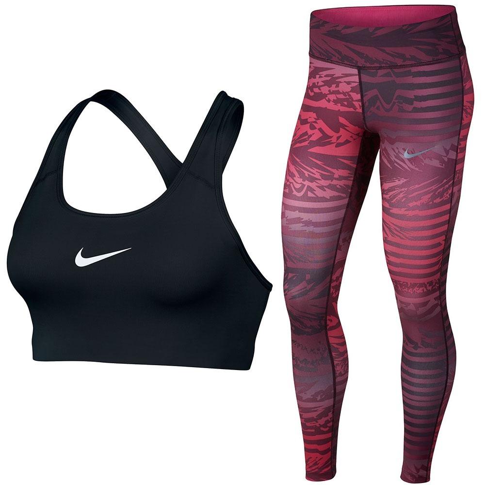 nike calça legging essential+ top feminino fitness nf oferta. Carregando  zoom. ab7c6315db751
