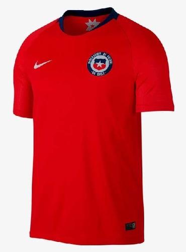 nike camiseta original selección chilena adulto