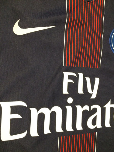 nike camiseta paris saint germain 16-17