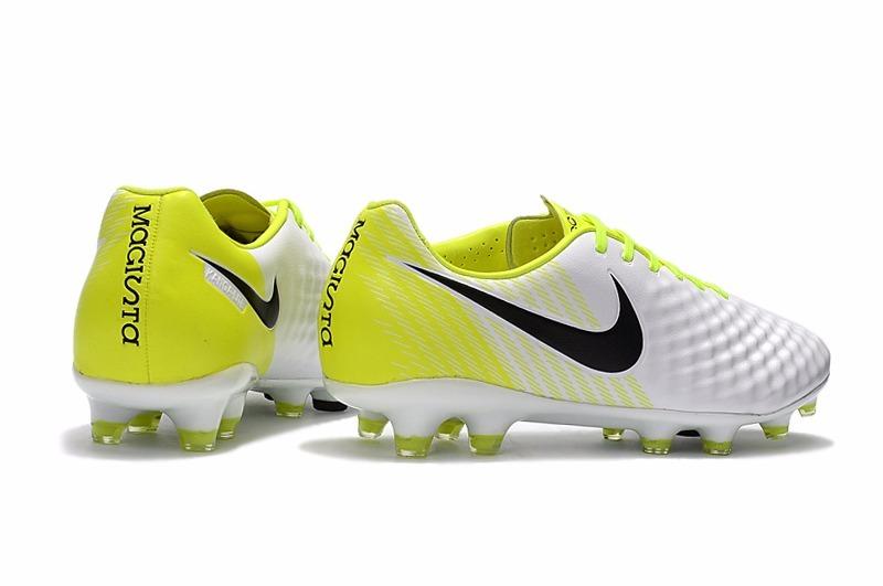 Chuteira Nike Magista Opus Ii Fg - Campo  06 - R  259 67c273a746227