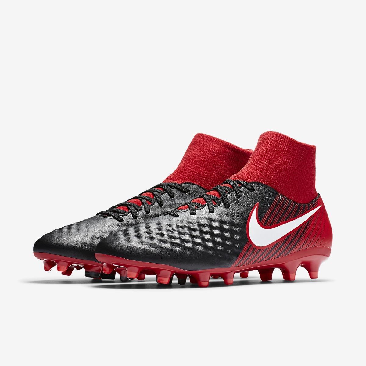 Chuteira Nike Magista Onda 2 Df Fg Campo Original Footlet - R  449 ... 087f341ac8cb9