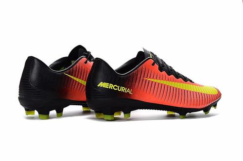 Chuteira Nike Mercurial Vapor Xi Fg Campo - Profissional  61 - R ... e6ccd5b2b3c19