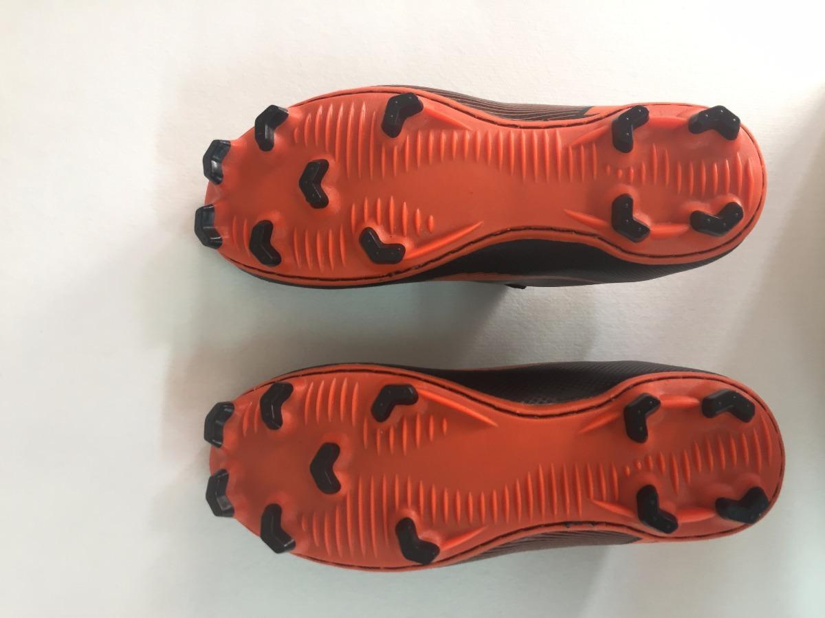4dc9b26f60 Chuteira Nike Mercurial Campo Grade Fechada 12 Pares Novo - R  450 ...