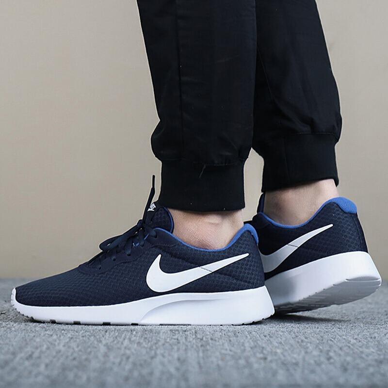 Tenis Nike Tanjun Midnight Running Caballero Casual Comodo ... 71a32e5d27a0d