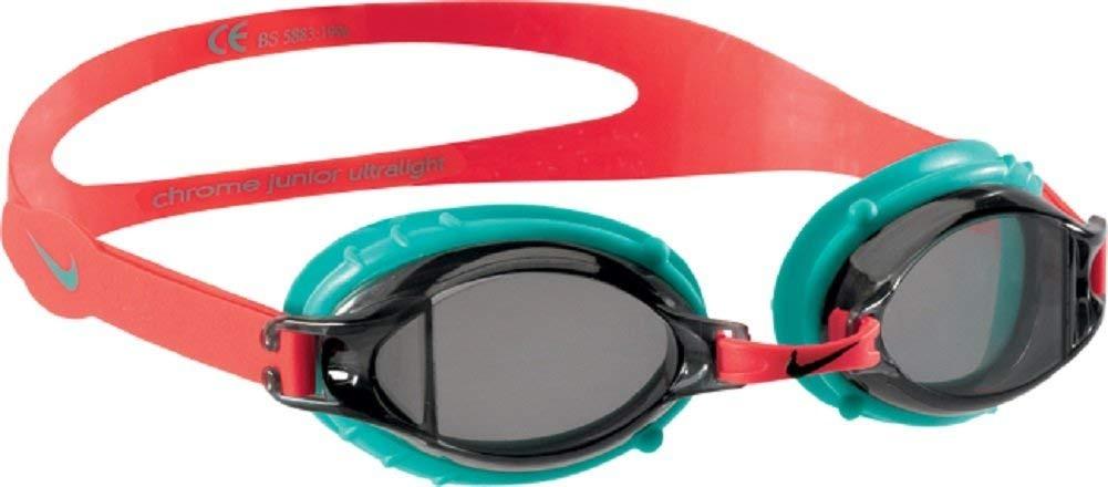 6550ce94ef Nike Chrome Jr Gafas De Natación Para Adolescentes Pequeñ ...