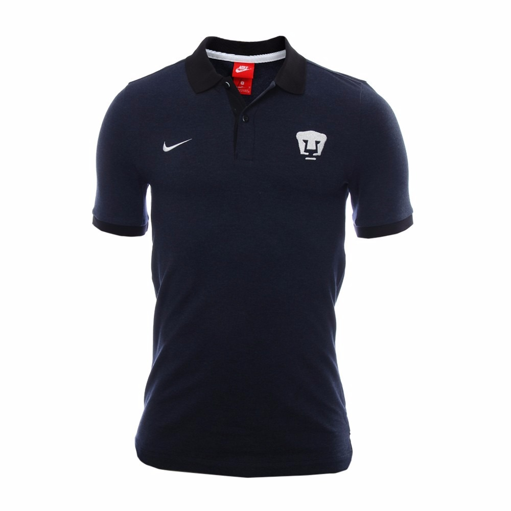 0f243e136f401 nike club pumas unam playera tipo polo universidad original. Cargando zoom.