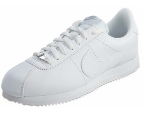 reputable site 6350f ab66d Nike Cortez Basic Leather Low Triple White Lowrider Chicano.