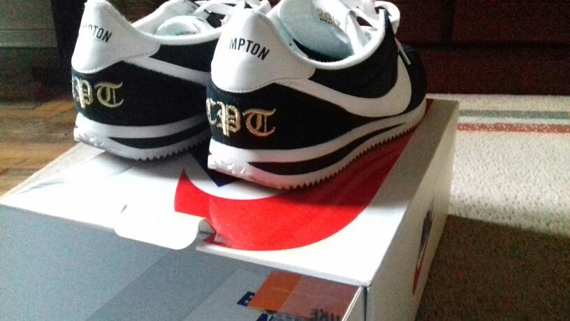 promo code 3cc8a e708c Nike Cortez Compton Edição Limitada 3 Dias De Uso 41/42 Leia