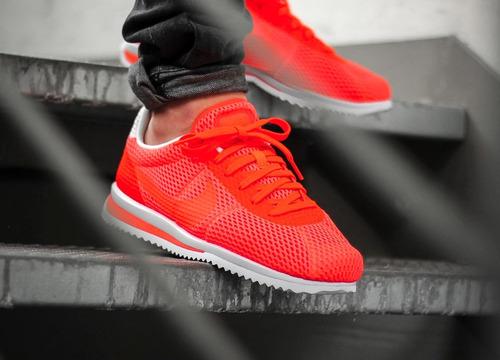 Nike Cortez naranja