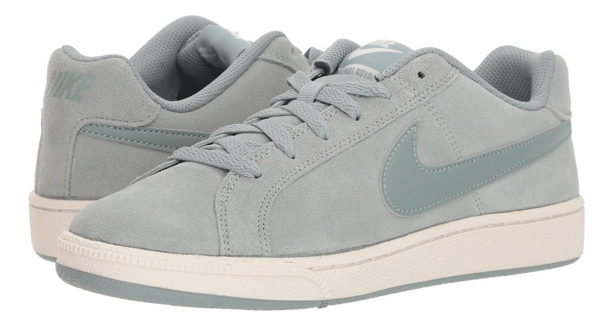 nike court royale suede verde