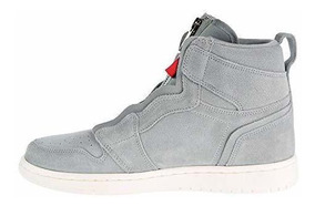 Nike Dama 's Air Jordan 1 Zapato Cierre Mica Verde Amz