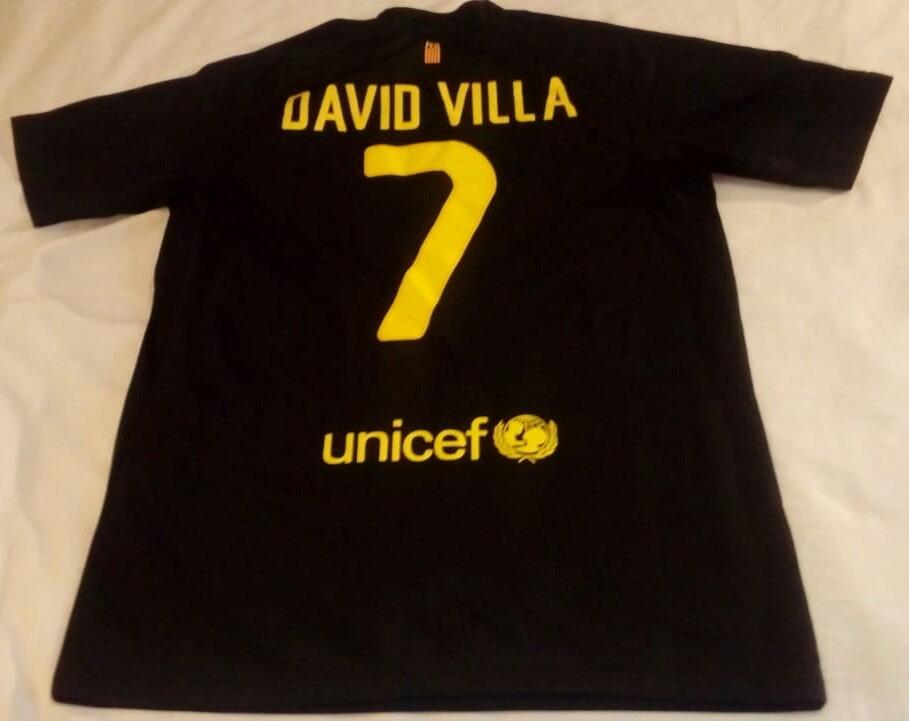 Nike Drifit. Camiseta Oficial Suplente Del Fc Barcelona -   1.900 0f4cb9a388347