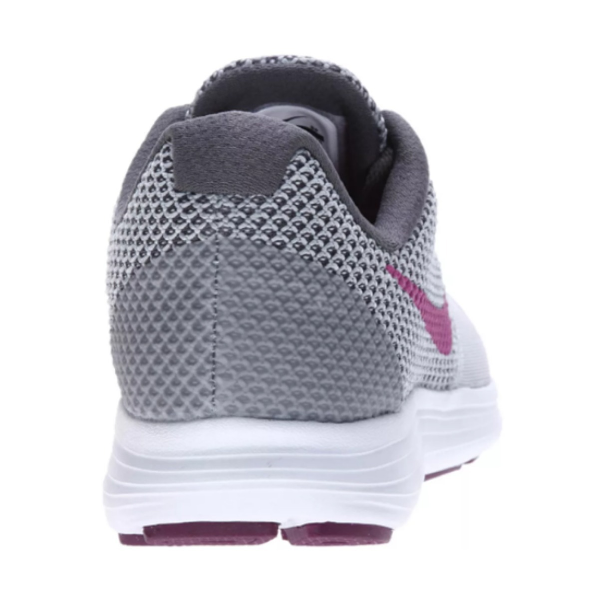 e543279662854 Tênis Nike Feminino Revolution 3 - Cinza - R  229