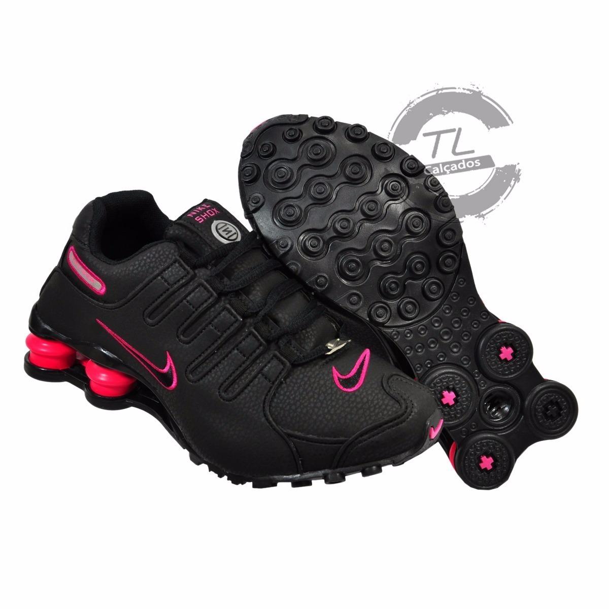 Tênis Nike Sxhox Feminino 4 Molas Nz Se Eu Originals 2 Pares - R .. 0b6e63c195835