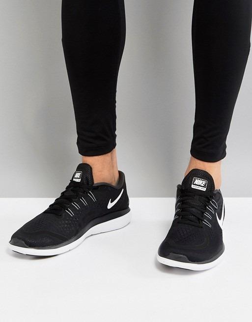 efb27fd9240ed Nike Flex 2017 Rn Black White 898457 001 Running Training -   40.000 ...