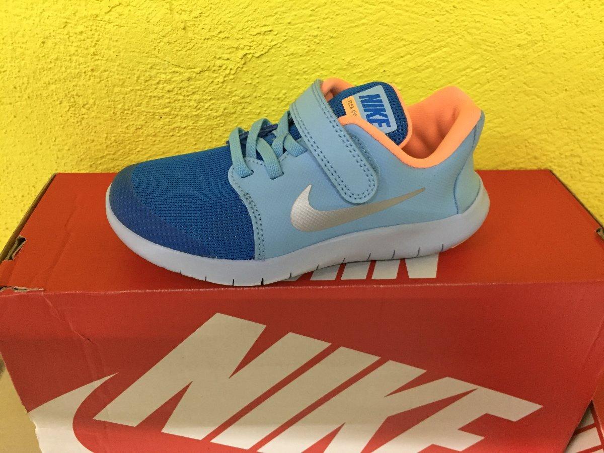 aa382cf148 Nike Flex Contact 2 Jr 100% Original - $ 899.00 en Mercado Libre