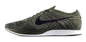 Nike Racer Flyknit Running Zapatil De Zapatillas Mens 862713 Ybgf67y
