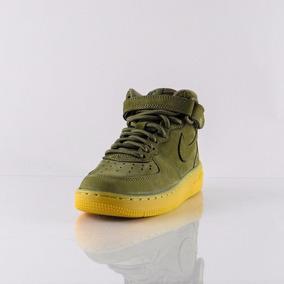 official photos 5a2c0 f1551 Nike Force 1 Mid Wb De Niños En Números 19 Mx