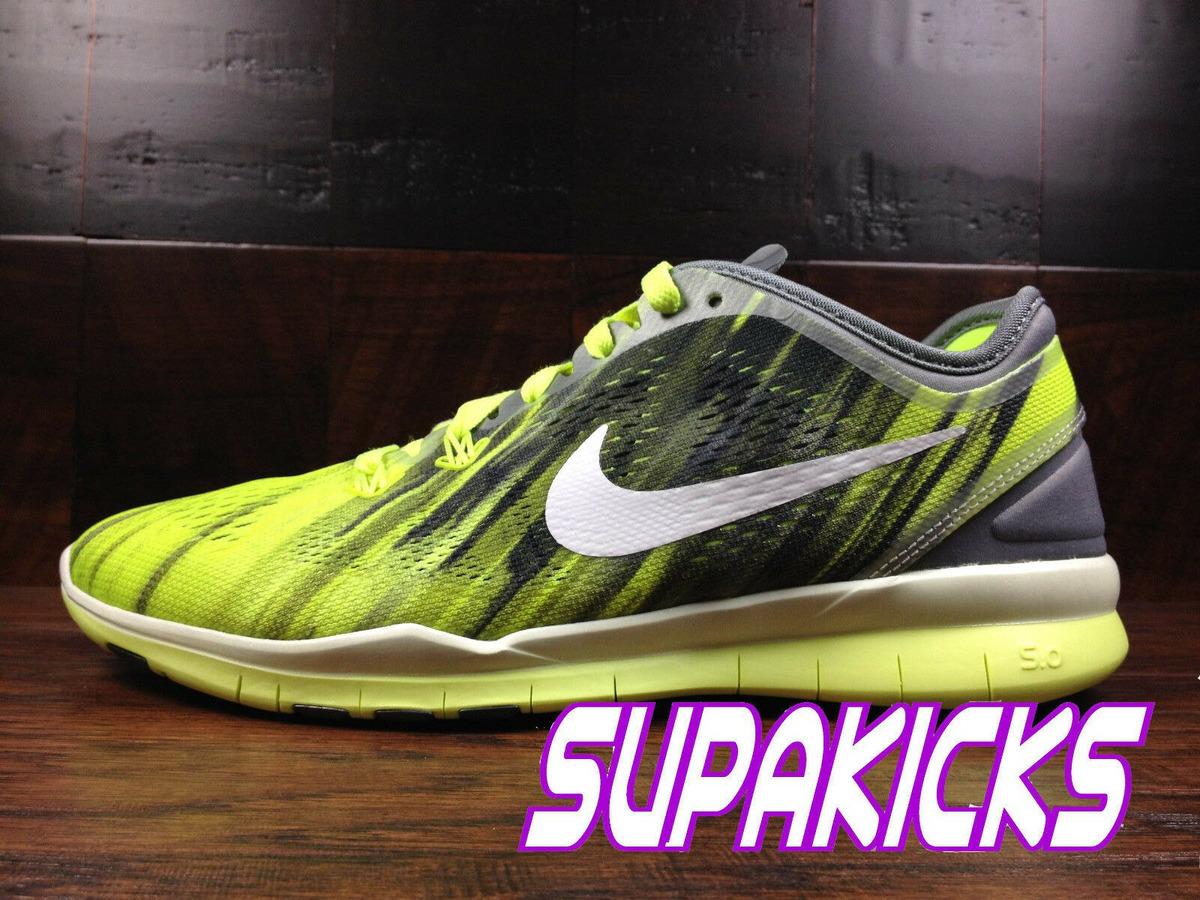 imagina Cercanamente Desempacando  Nike Free 5.0 Tr Fit 5 Mujer (gris Frio / Blanco / Voltio... - S/ 669,00 en  Mercado Libre