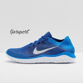 premium selection 0960d 1e465 Nike Free Rn Flyknit 2018 Hombre. (us 10,5). 942838-