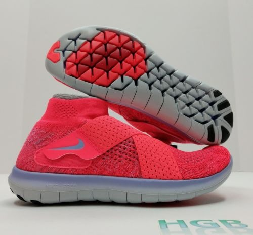 outlet store 74693 62fcc nike free rn motion fk 2017 flyknit mujeres de color rosa r
