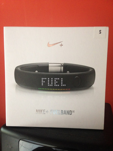 nike+fuelband se metaluxe preto/prata ed limitada tamanho p