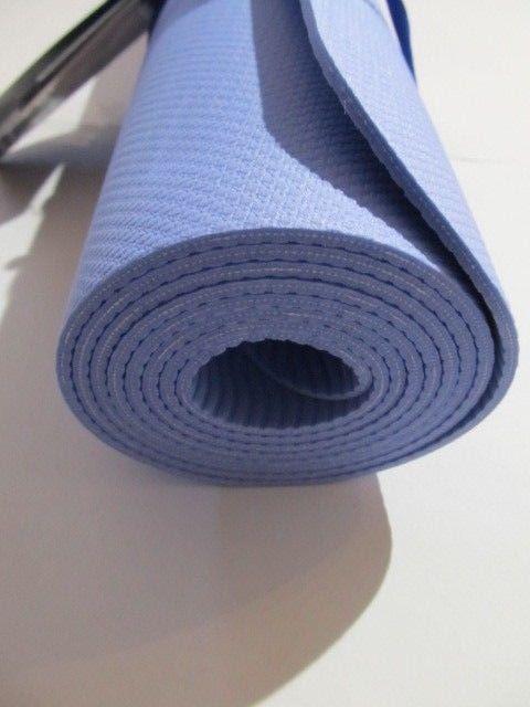 new product 45895 8f70f nike fundamental yoga mat pilates 3mm mat polar blue   para