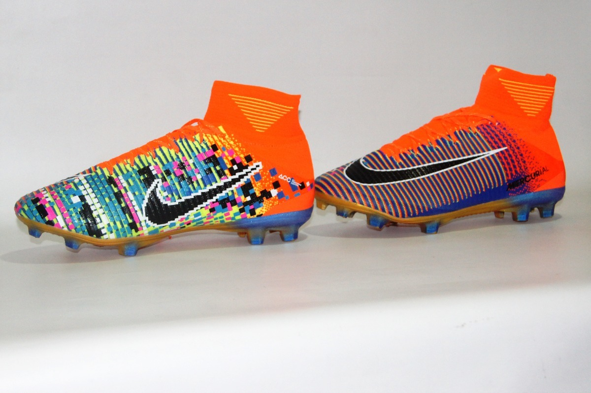 4854d814cbe7 Guayo Nike Mercurial Superfly V Ea Sports Para Niño Futbol - $ 265.000 en  Mercado Libre