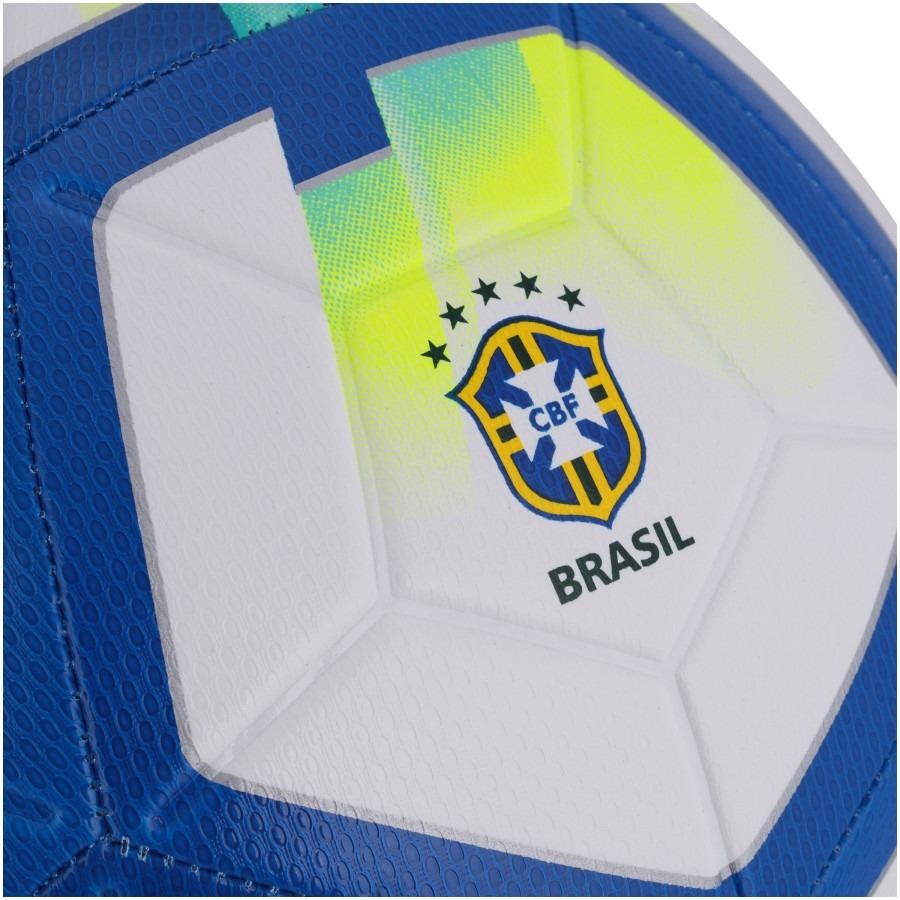 3ea2e6234a Bola Nike Strike Futebol Campo Brasileirão 2018 Original Nfe - R  99 ...