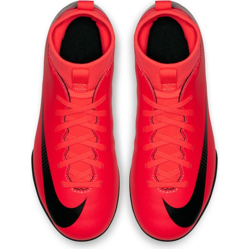 db29b4b679 Carregando zoom... chuteira nike mercurial superfly club cr7 futsal infantil