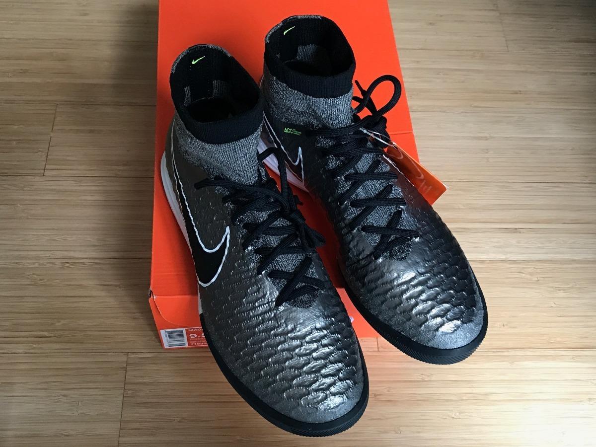 f84866c83a72d Chuteira Nike Magista X Proximo Futsal Cano Alto Botinha - R  399