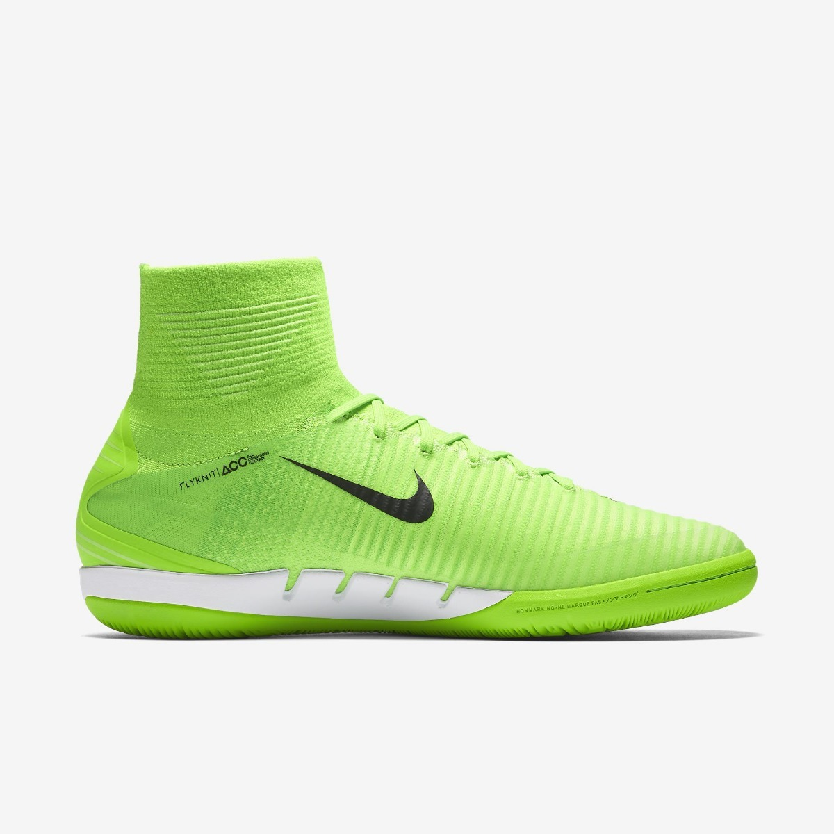 Chuteira Nike Mercurial X Proximo Ic (profissional Futsal) - R  479 ... ada947694d2f1