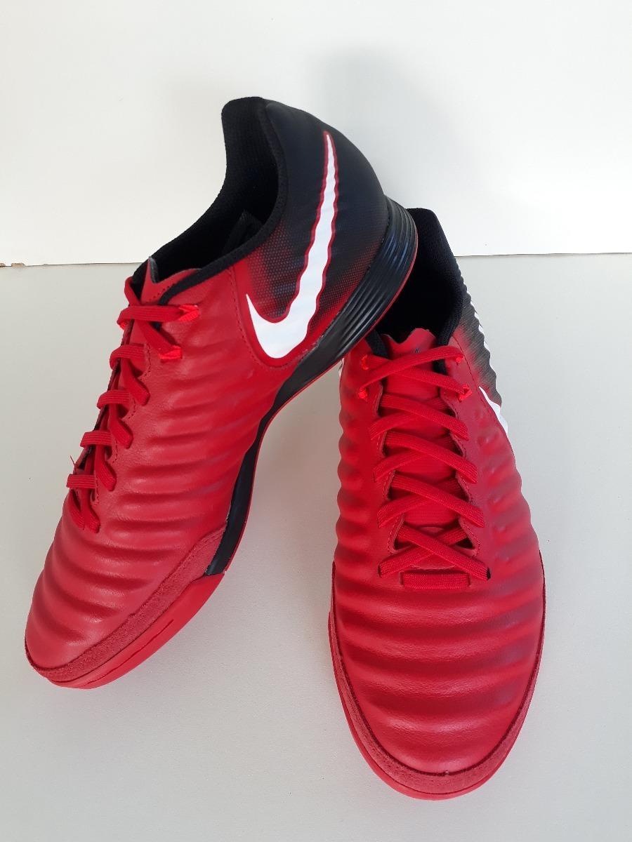 Chuteira Nike Tiempo Ligera 4 Ic - Futsal - R  299 3d43b63603339